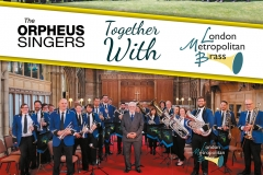 Orpheus Singers - with LMB.indd