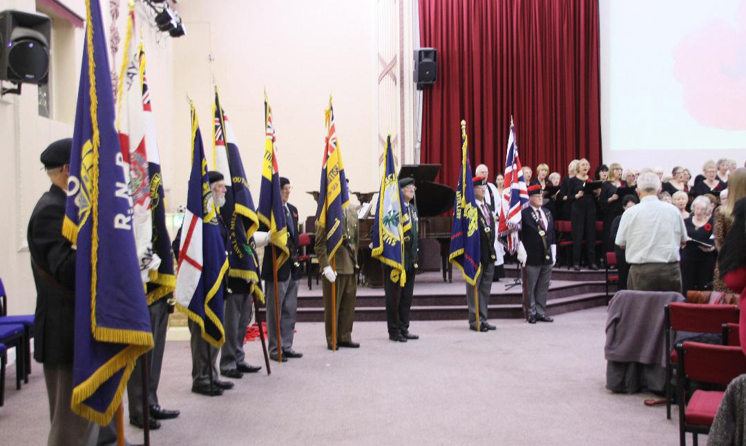 Standard Bearers Remembrance 2019